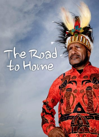 DVDs copies of The Road to Home, an award winning documentary about Benny Wenda